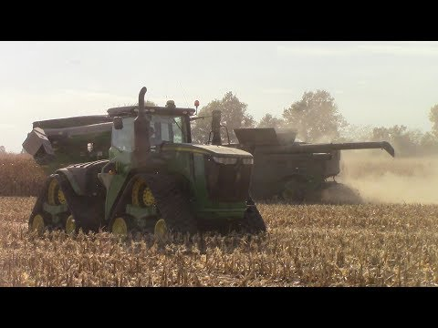 Big Tractor Power 2017 Fall Harvest Preview Video