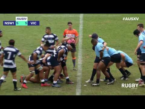 FULL REPLAY: New South Wales Schools I vs. Victorian Schools