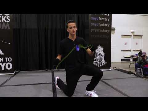 Connor Seals - 1A Final - 3rd Place - IL States 2017 - Presented by Yoyo Contest Central