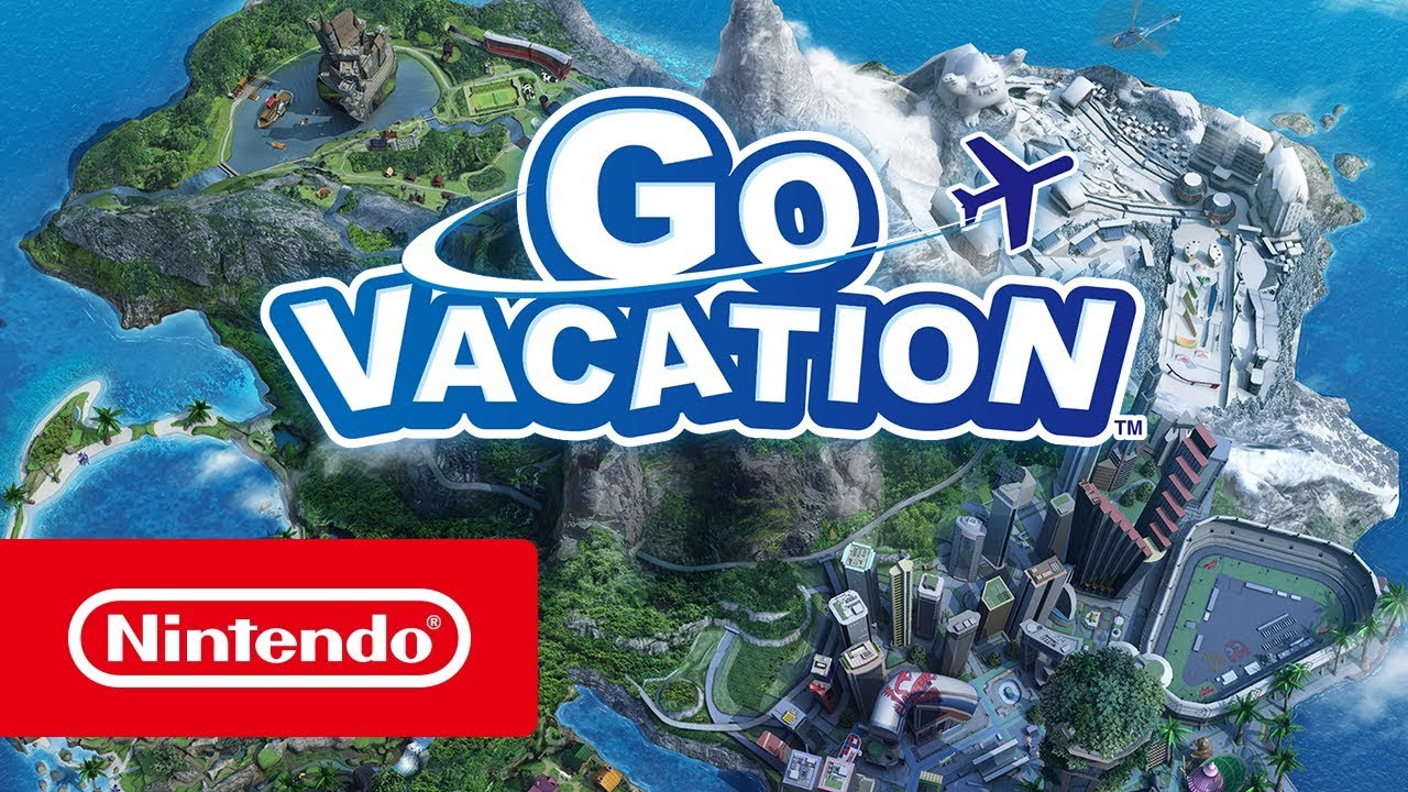 GO VACATION - Launch trailer (Nintendo Switch)