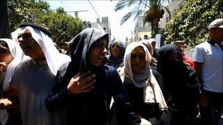 Gaza Truce Largely Holds After Israeli Strikes