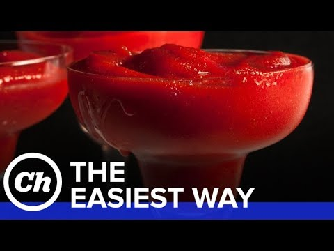Easy Frozen Margaritas - How To Make The Easiest Way