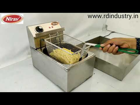 Electric Deep Fryer / Deep Fryer