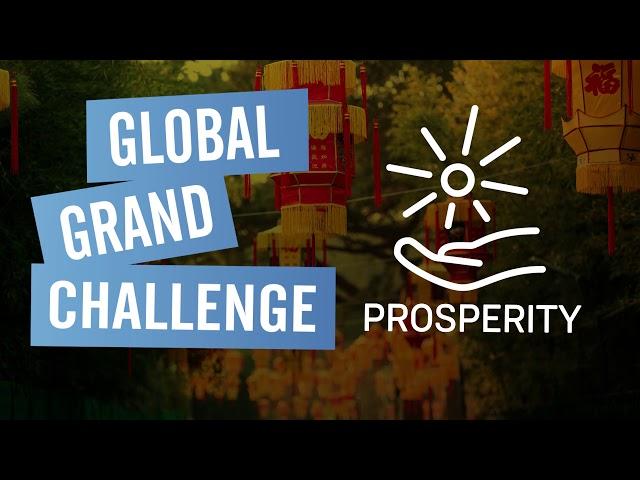 Global Grand Challenge - Prosperity