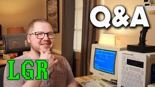 LGR Q&A: Answering Your Qs with As, Questionably