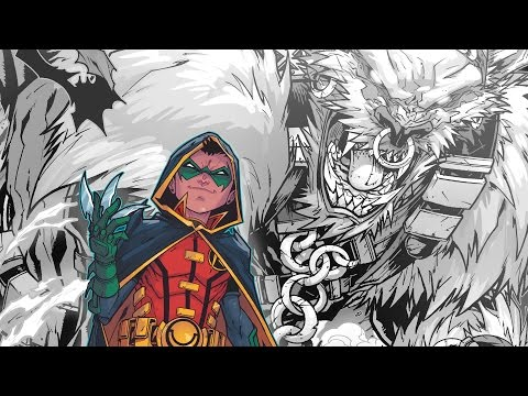 DC Comics Art Academy Featuring Jonboy Meyers