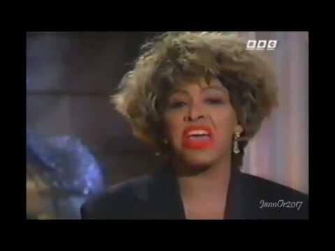 Tina Turner Interview with GLORIA HUNNIFORD -BBC 1991
