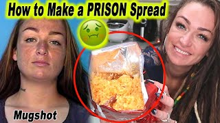 How to Make a Prison Spread in Womens Prison