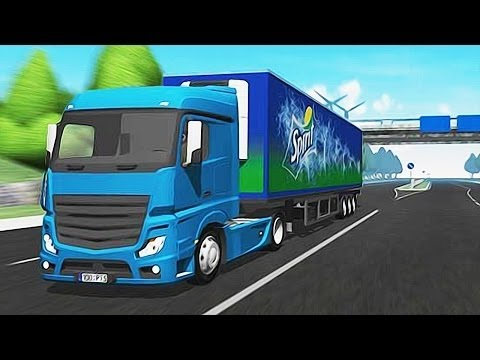 Cargo transport simulator ( android)