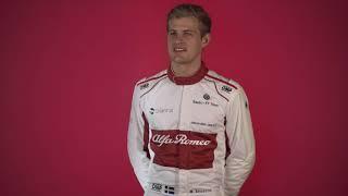 Alfa Romeo Sauber F1 Team - Interview Marcus Ericsson