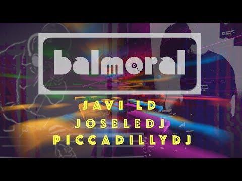 WE ARE PICCADILLY DJS   BALMORAL (Yecla). 14 ABRIL 2018. Javi LD- Piccadilly Dj - Josele Dj