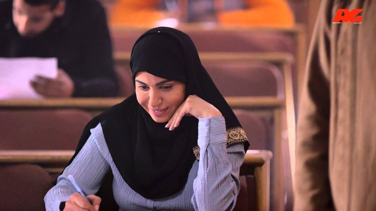 cad0d9a5e طريقة الغش بالموبايل داخل إمتحانات جامعة القاهرة فى الحلقة الثانية من مسلسل  بين السرايات