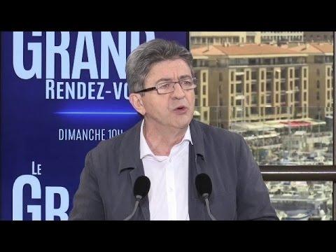 """Jean-Luc Melenchon : """"Richard Ferrand a été habile dans le monde des affaires"""""""