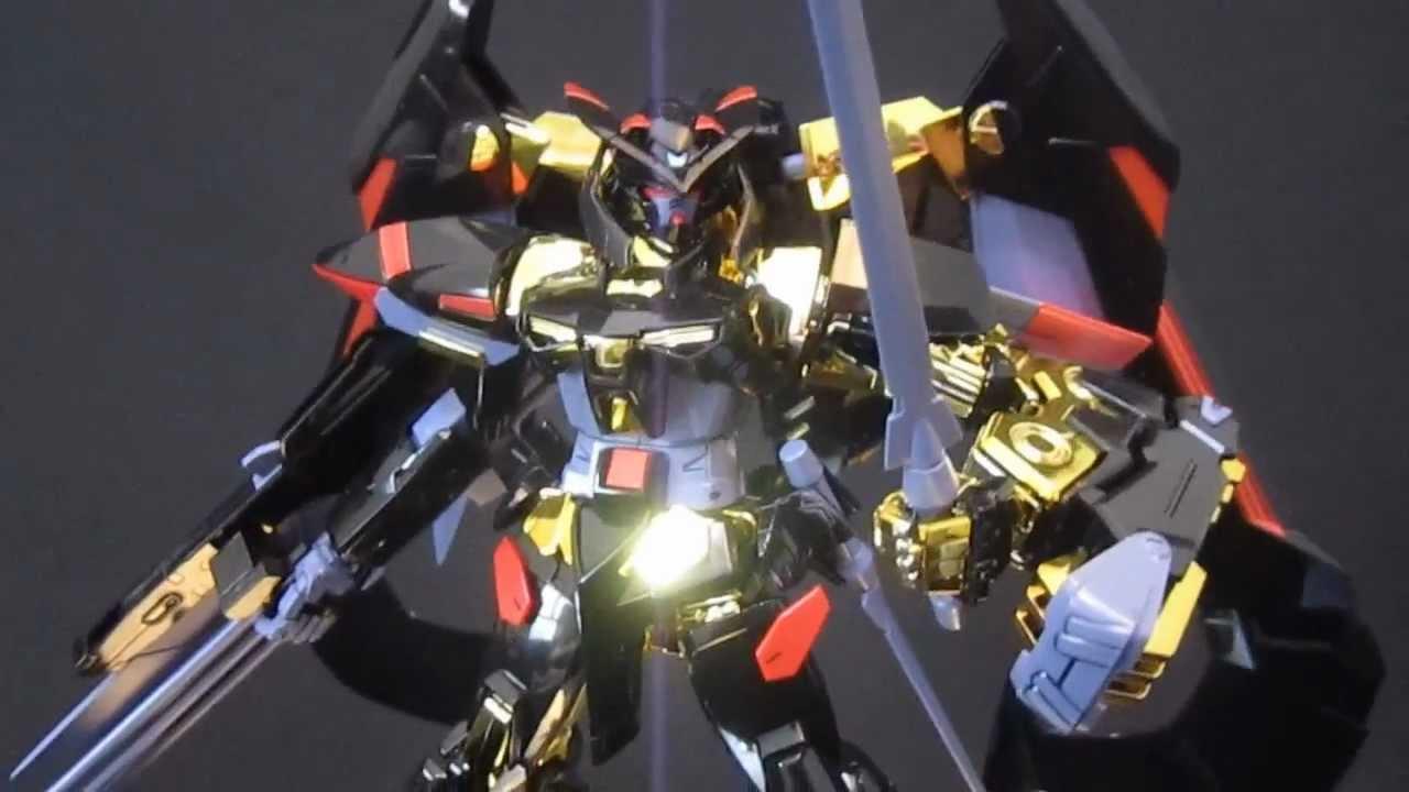 1/100 Gold Frame Amatsu (Part 4: MS) Gundam Seed Astray gunpla model ...