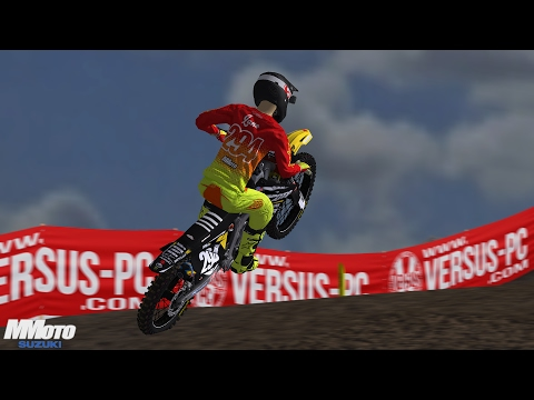 Mx Simulator- Minneapolis 2017 Trying to learn the track....