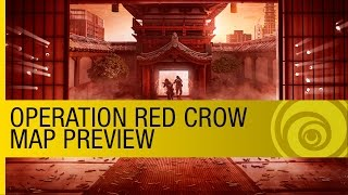 Tom Clancy's Rainbow Six Siege - Operation Red Crow Skyscraper Map Preview [US]