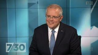 Prime Minister Scott Morrison discusses the Coalition's policies