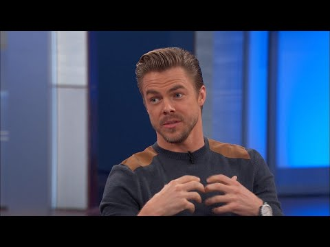 Derek Hough's Dancing Advice for The Doctors