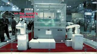 DENSO Robotics - New VS-Series Robots