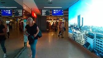 Frankfurt Airport Terminal 1