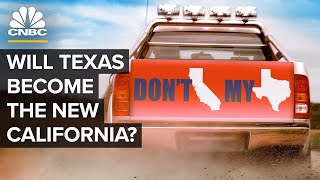 Is Texas Becoming The New California?