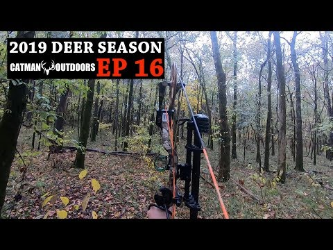Calling In A BIG BUCK On Public Land - Stillhunting With A Bow - 2019 Deer Season, Ep. 16
