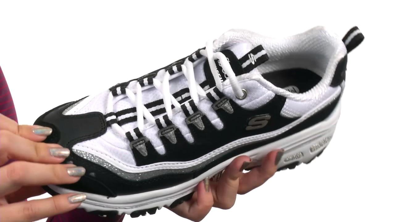 Skechers Women's D'Lites New Retro Casual Shoe