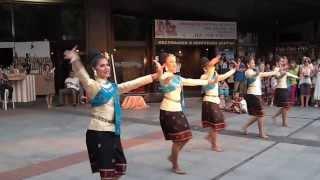 Thai Dance festival - Varna, Bulgaria