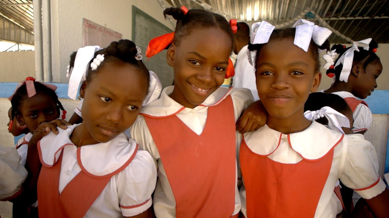 haiti education The recorded history of haiti began on 5 december 1492 when the european navigator christopher columbus happened upon a large island in the region of education.