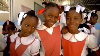 Haiti: Education Safety Net Keeps Thousands of Haitian Kids in School