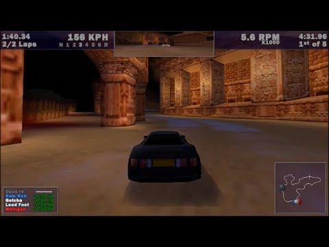 Need for Speed III Hot Pursuit - Knockout Competition with Lister Storm