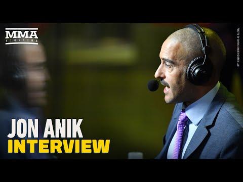 Jon Anik Recaps UFC 261 Title Fights, Chris Weidman Injury, DC-Jake Paul, More - MMA Fighting