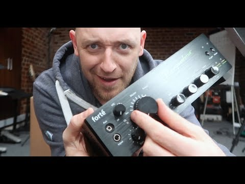 Download Youtube: New amp with ONE BIG KNOB (and you can WIN it)