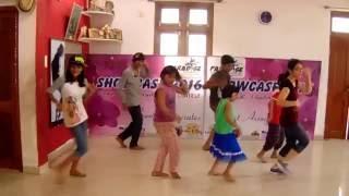 Dance Routine on Cham Cham Song   Baaghi Movie   Shraddha Kapor