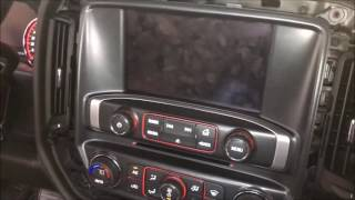 How to upgrade to a FACTORY GM DVD System in a 2014-2016 GMC Sierra and Chevy Silverado