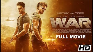 War Full Movie HD facts | Hrithik Roshan | Tiger Shroff | Vaani Kapoor |4K | New Movie 2019