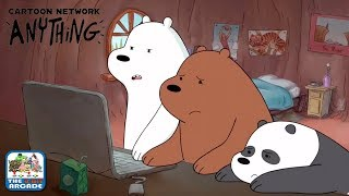 Cartoon Network Anything - Ice Bear wants You to Watch this Video (Cartoon Network Games)
