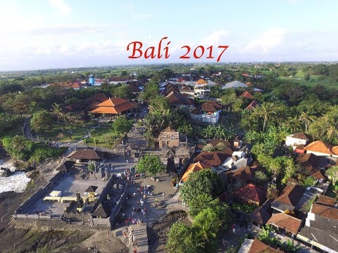Holidays in Bali 2017