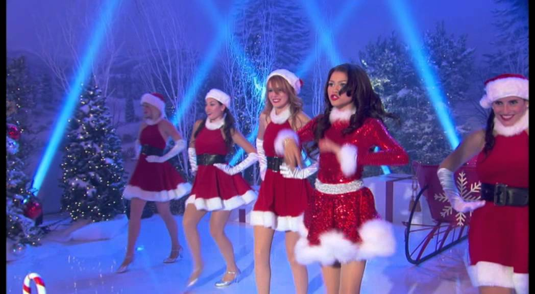 Shake It Up | Shake Santa Shake Music Video - Zendaya | Official ...