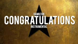 Hamilton - Congratulations (Instrumental)