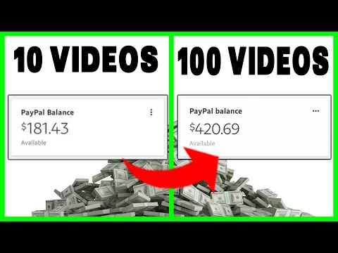 Make $850 Per Day To Watch YouTube Videos and Games   Make Money Online Hacks 2021