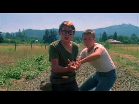 John Lennon - Stand By Me (Stand By Me 1986 Film Music Video)