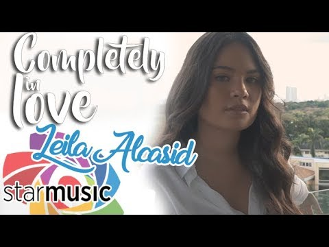 Leila Alcasid - Completely in Love (Official Lyric Video)