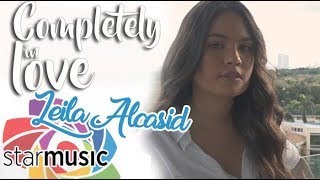 connectYoutube - Leila Alcasid - Completely in Love (Official Lyric Video)