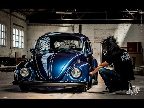 Slammed Car Wallpaper 1973 Slammed Vw Bug Aircooled Junkies Youtube