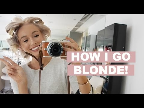 MY NEW HAIR!  |   A Total Transformation with L'Oreal Pro!   |   Fashion Mumblr