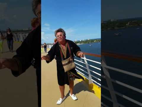Eddy Shipek live on Royal Caribbean Presidents cruise Michael Bayley