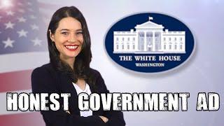 Honest Government Ad | TRUMP 2020