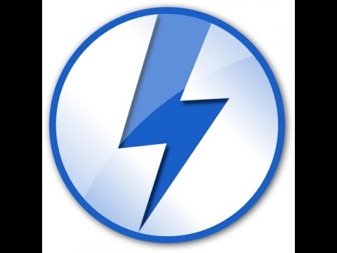 HOW TO USE DAEMON TOOLS