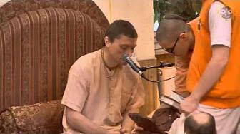 Шримад Бхагаватам 4.16.21 - Акинчана Кришна прабху